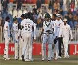 Pak vs SL: पाकिस्तान व श्रीलंका के बीच पहला टेस्ट ड्रॉ, अाबिद, बाबर व धनंजय ने लगाए शतक