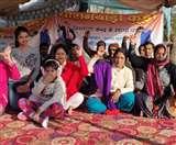 शीशमबाड़ा प्लांट के विरोध में ग्रामीणों ने किया प्रदर्शन Dehradun News