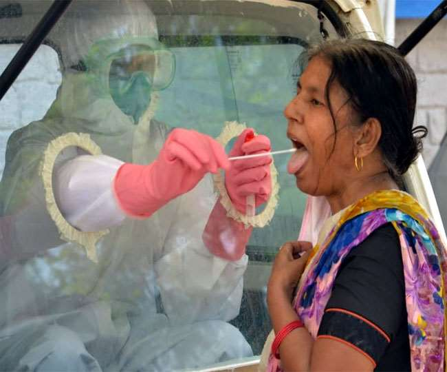 Coronavirus Update in Jharkhand Today: झारखंड में अब सिर्फ 400 रुपये में ही कोरोना संक्रमण की आरटीपीसीआर जांच होगी।