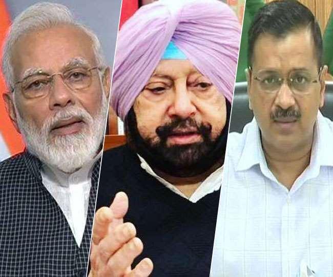प्रधानमंत्री नरेंद्र मोदी पंजाब की राजनीतिक धुरी बनते जा रहे हैं।