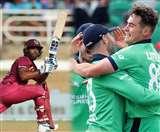 आयरलैंड जैसी टीम ने वर्ल्ड चैंपियन वेस्टइंडीज को हराया, T20I मैच में बने 412 रन