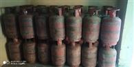 गैस सिलिंडर का अवैध कारोबार पकड़ा, मुकदमा दर्ज