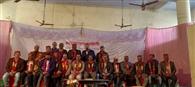 राजीव शर्मा को कनिष्ठ अभियंता संघ की कमान