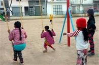 खस्ताहाल किड्स पार्क को नया स्वरूप प्रदान करने का कार्य शुरू