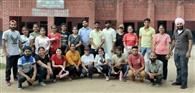 पढ़ाई के साथ-साथ सामाजिक कार्यो में भी निभा रहे भागीदारी