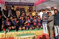 पंजाब ने जीती जूनियर नेशनल चॉकबॉल चैंपियनशिप