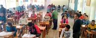 पिथौरागढ़ में 5221 परीक्षार्थियों ने दी वन आरक्षी की लिखित परीक्षा
