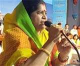 ज्योतिरादित्य के सवाल पर झल्लाई मंत्री इमरती देवी, बोलीं- चलो हटाओ माइक