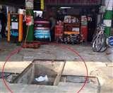 बूथ मार्केट के दुकानदारों ने सरकारी जमीन पर किए पक्के कब्जे, नहीं हो रही कार्रवाई Chandigarh News