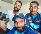 विराट कोहली और उनके दोस्तों की अजीब तस्वीर हुई वायरल, आप भी देखें 'नया पोस्ट, सुंदर दोस्त'