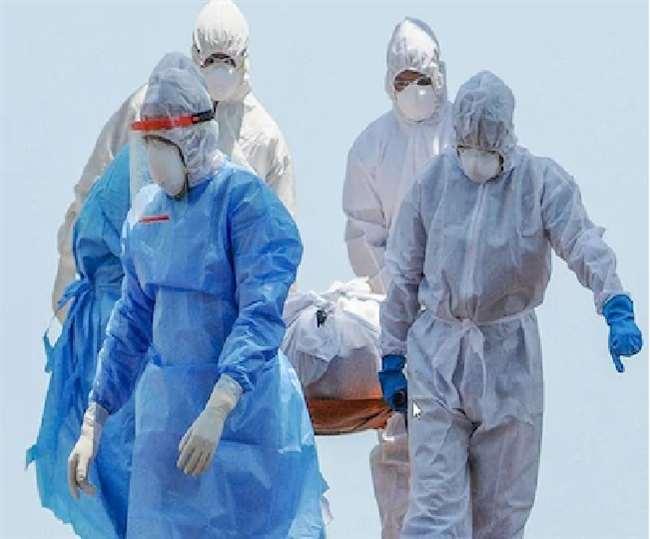 ब्राजील की तुलना में भारत में कोरोना से मरने वालों का आंकड़ा आधे से भी कम