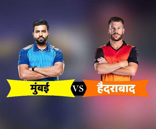 IPL 2021 MI vs SRH Match Preview :  हैदराबाद के सामने मुंबई की चुनौती, जानिए कैसी हो सकती है प्लेइंग-11 – Watch Video