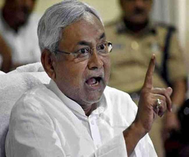 बिहार के मुख्यमंत्री नीतीश कुमार। फाइल तस्वीर।