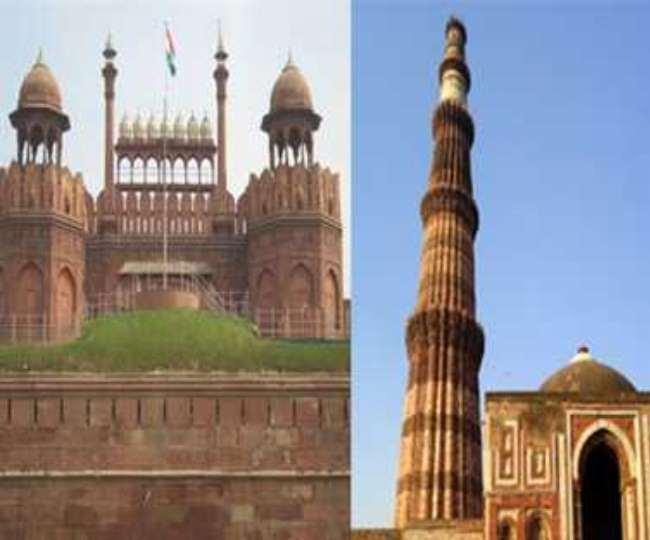 देश में एएसआइ के अंतर्गत 3693 स्मारक हैं। इनमें से दिल्ली में 174 स्मारक हैं।
