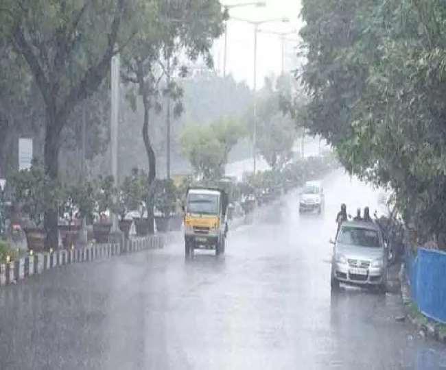 ओडिशा, आंध्र प्रदेश, और पूरे पूर्वोतर में मंगलवार तक बारिश होने के आसार, जानें- दिल्ली का मौसम