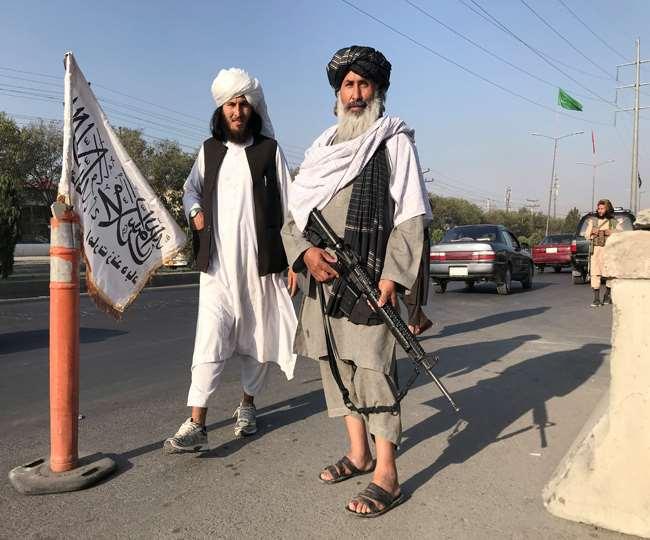 पांच माह में ढह गया काबुल, तालिबान ने किया कब्जा