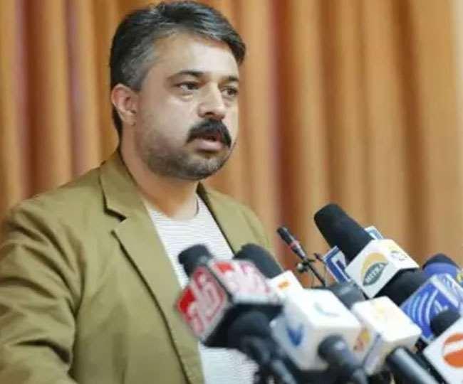 अफगानिस्तान के पूर्व राष्ट्रपति हामिद करजई के चचेरे भाई जमील