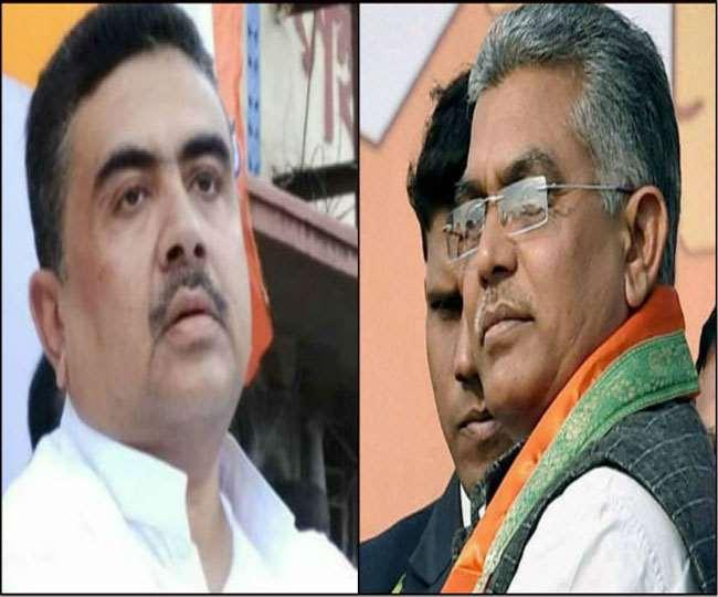 दिलीप और सुवेंदु को पुलिस ने किया गिरफ्तार