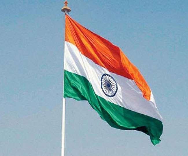 केरल में राष्ट्रीय ध्वज फहराने को लेकर विवाद।(फोटो: दैनिक जागरण)