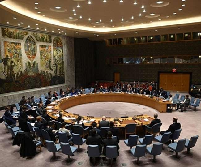 संयुक्त राष्ट्र सुरक्षा परिषद सोमवार को अफगानिस्तान में तालिबान के कब्जे से पैदा हुए हालात पर एक आपात बैठक करेगी।