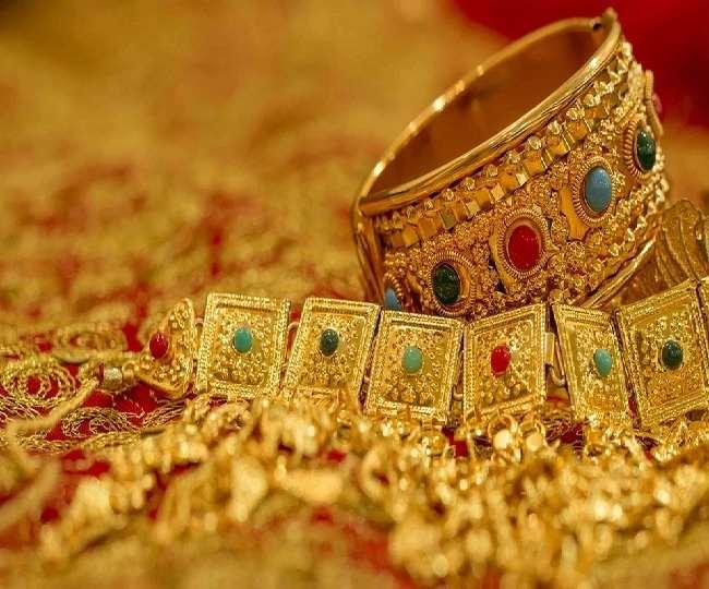 Gold Rate Today: गिर गई सोने की कीमतें, चांदी में भारी गिरावट, जानिए भाव - दैनिक जागरण (Dainik Jagran)