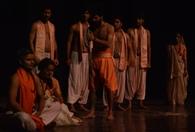मंचन से दर्शाया परशुराम के जीवन के कोमल पहलू