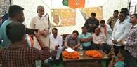 भाजपा सरकार में हर वर्ग के हित सुरक्षित : लीला राम