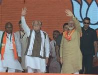 मनोहर लाल ने प्रधानमंत्री नरेंद्र मोदी से किया वादा- पूरा करेंगे मिशन