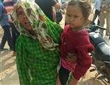 सोनभद्र में ओबरा थाना क्षेत्र के रासपहाड़ी जाने वाले मार्ग पर हादसे में बाइकसवार दो लोगों की मौत Sonbhadra news