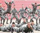 LAC पर चीनी सेना का हलचल, सैनिकों का भारी जमावड़ा, सतर्क हुई भारतीय सेना