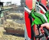 बीमार चीनी मिलें और लाचार गन्ना किसान, निदान केवल एथनॉल, 121 में से 58 मिलें कर रहीं उत्पादन