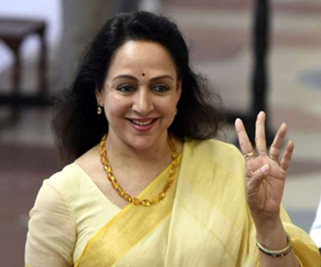Happy Birthday Hema Malini Know about Dharmendra and Hema love story and  education, film, movie career of actress