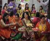 Karwa Chauth 2019 Veeravati Katha: करवा चौथ का व्रत टूटने से पति पर आता है संकट, वीरावती की कथा से लें सीख