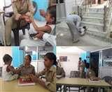 मां की मौत, पिता जेल में, सदमे में बिलखता रहा डेढ़ साल का बच्चा Lucknow News