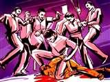 Mob Lynching का Video Viral होने के बाद बिंदकी में तनाव, युवक की हालत गंभीर Fatehpur News