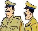 खनन व नशे के मामलों में ढुलमुल कार्रवाई करने पर संतोषगढ़ पुलिस चौकी प्रभारी लाइन हाजिर