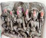 अल्मोड़ा में वराह व नरसिंह की दुर्लभ प्रतिमाएं मिलीं, कत्यूर काल का बताया जा रहा शिल्प nainital news