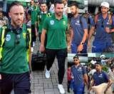 साउथ अफ्रीका की पूरी टीम और भारत के सिर्फ 5 खिलाड़ी पहुंचे रांची, जानिए क्यों
