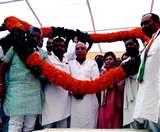 कांग्रेस प्रदेशाध्यक्ष कुमारी सैलजा बोलीं, दावे विकास के, सड़कें ऐसी कि कुरुक्षेत्र में श्रीकृष्ण भगवान का रथ तक फंस जाए Panipat News