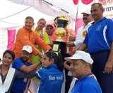 क्षेत्रीय खेलकूद प्रतियोगिता में ज्वाला देवी के विद्यार्थियों का दबदबा, 14 पदकों पर कब्जा Prayagraj News