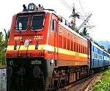 फाफामऊ-प्रतापगढ़ रूट पर अगले वर्ष दिसंबर से दौड़ेगा इलेक्ट्रिक इंजन Prayagraj News