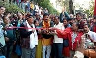 2012 तक सभी गांवों को सड़क से जोड़ने का लक्ष्य