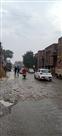 बारिश ने खत्म किया सड़कों का अस्तित्व
