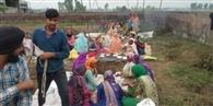 गांव हकीमपुर में दो दिवसीय महान गुरमति समागम शुरू