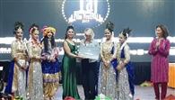 सहारनपुर के नृत्य साधकों को मिला ताज इंटरनेशनल अवार्ड