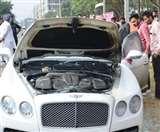 3.5 करोड़ की कार में बरात लेकर निकला था दूल्हा, अचानक गाड़ी में लग गई आग Ludhiana News