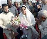 Nirankari Sant Samagam: समागम में सुदीक्षा माता ने दिया संदेश, मानवता को बताया सर्वोपरि Panipat News