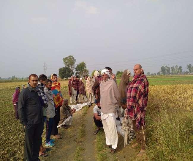 कैथल जिले में आकाशीय बिजली से एक किसान की मौत हो गई।