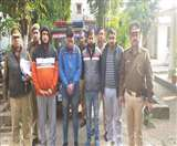 सॉल्वर गैंग के चारों आरोपितों को भेजा जेल, सिफारिश को पहुंचे लोगों को मिली फटकार Meerut News