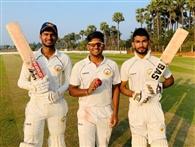 कूच बिहार ट्रॉफी: अंतिम लीग मैच में चंडीगढ़ का पुडुचेरी से मुकाबला आज